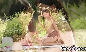GenLez - Nathaly Cherie and Bailey Ryder