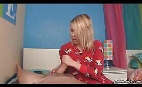Olivia Kasady Likes 'Em Big