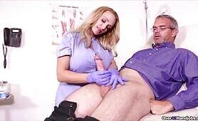 Viagra Overdose - Nurse Billi Bardot